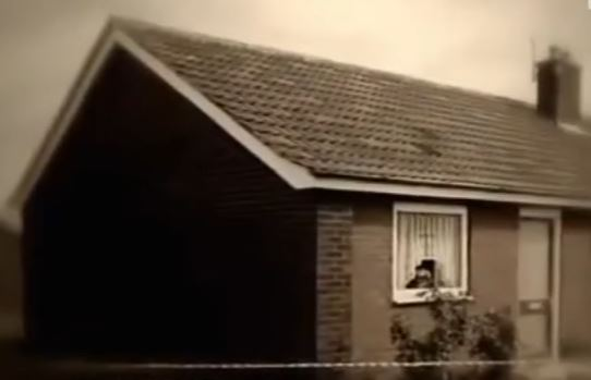 The bungalow where Marcus Law lived