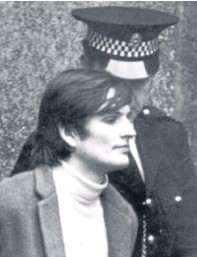 Mcculloch at the time of recapture